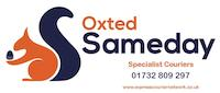 Oxted  Sameday logo